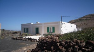 Reformed antique Canarian House