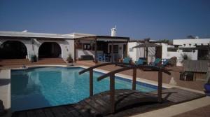 Very spacious & beautiful villa in Tias