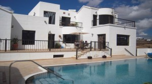Large villa in beautiful country location