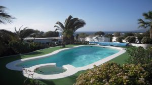 Luxury villa in Macher near Puerto Calero