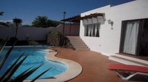 Villa en Los Mojones