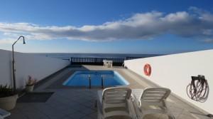 FRONTLINE! Fabulous Triplex Villa in Puerto Calero