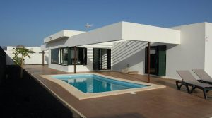 Luxury villa in Yaiza