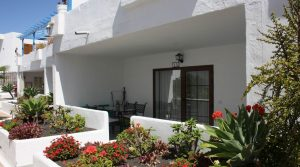 Ground floor apartment in Pto. del Carmen