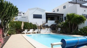 Perfekte Villa in Conil