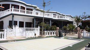 Villa excepcional en primera linea