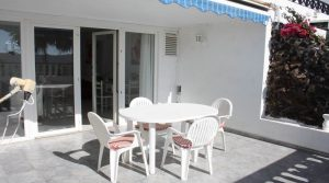 Spacious 2 bedroom apartment in Pto. del Carmen