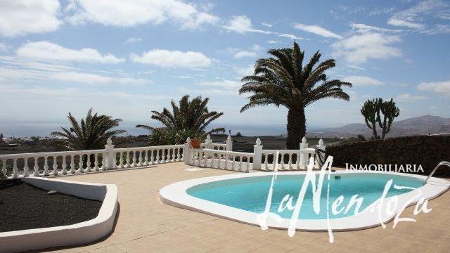 4291-(5) Immoblien Lanzarote finca villa