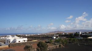 Fantastic House with amazing views in Tinajo